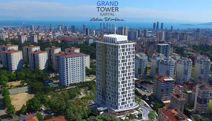 Grand Tower Kartal projesi