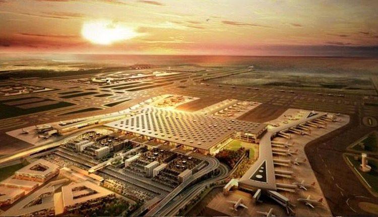 İstanbul Yeni Havalimanının adı 'İstanbul Havalimanı' oldu