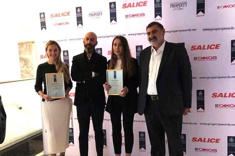 3. İstanbul Başakşehir'e 3 ödül birden
