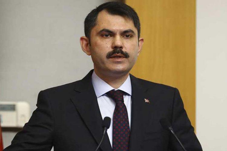 Bakan Kurum'dan Kentsel dönüşümle ilgili flaş açıklama