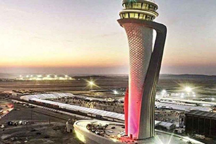 İstanbul Havalimanı 46 ilçeyi geçti