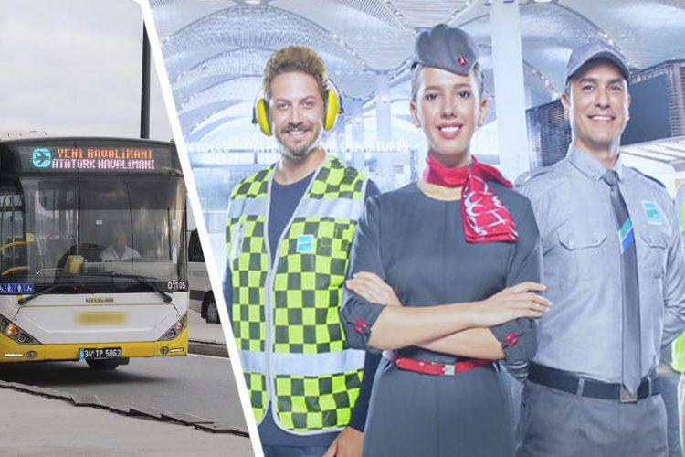 İstanbul Havalimanı Nerede? Yeni havalimanına ulaşım Nasıl Sağlanır?