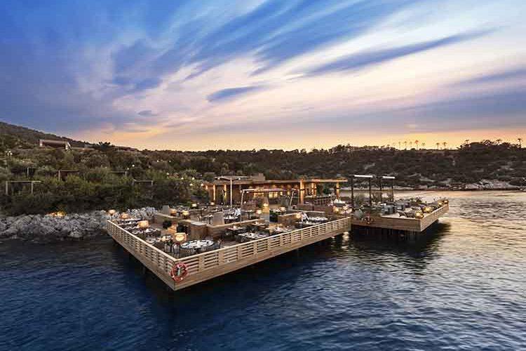 Mandarin Oriental'a, Bodrum Haute Grandeur hotel ödüllerinden 13 ödül