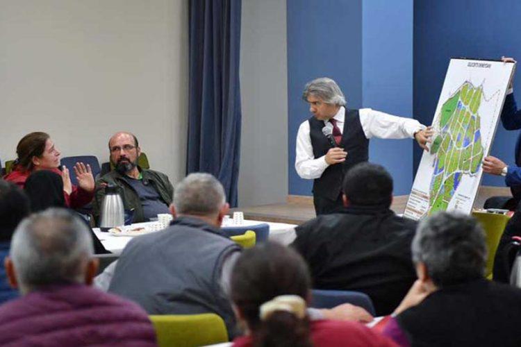 Mishab Demircan: Okmeydanı'na kentsel dönüşümle yeniden hayat veriyoruz