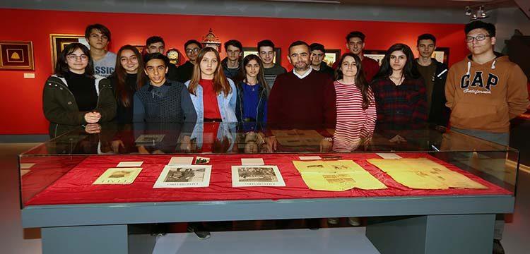 Folkart Gallery'de Atatürk Sergisi'ne 100 bin ziyaretçi