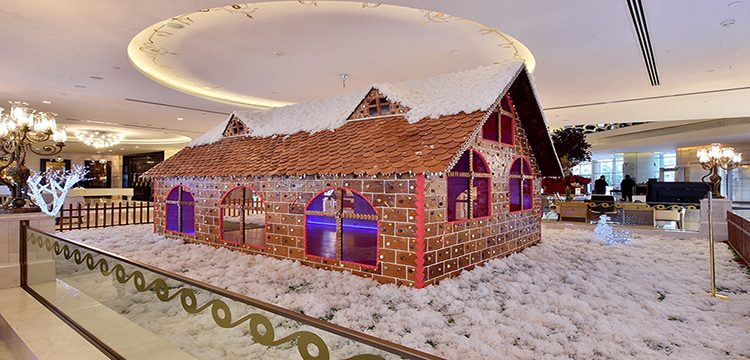 İstanbul'un en tatlı ve en kalorili evi tasarlandı
