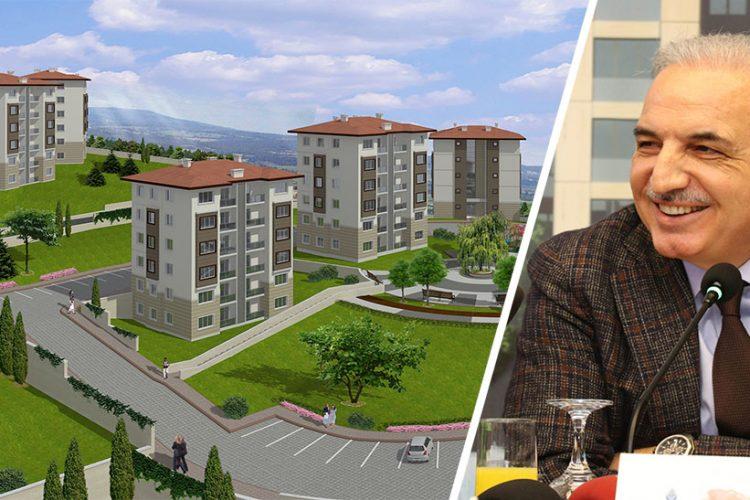 KİPTAŞ Çatalca Konutları'nda ticari alanları satışa çıkarıyor