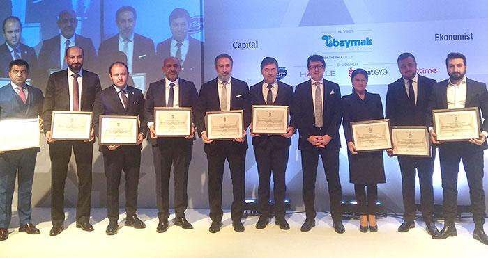 Seha Yapı Türkiye'nin En Çok Konut Projesi Yürüten ilk 10 Şirketi Arasında