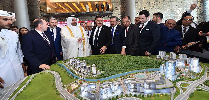Körfezin büyük buluşması 'Turkey Expo By Qatar' için geri sayım başladı