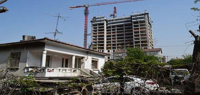 Fikirtepe'de kentsel dönüşüm mağduriyeti