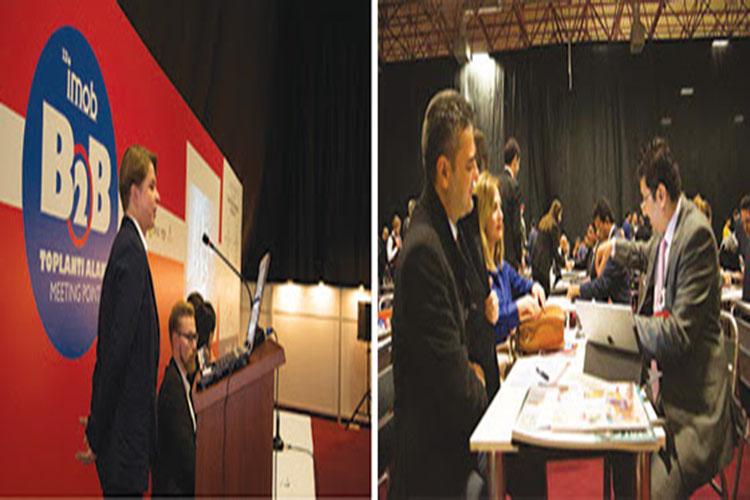 Mobilya sektörünün en büyük alım heyeti organizasyonu CNR İMOB'da düzenlenecek