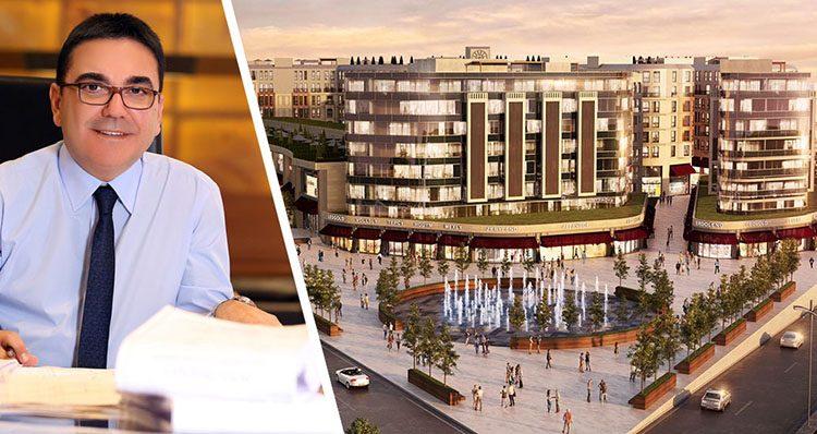 Meydan Ardıçlı projesinin yüzde 50'si  yabancı yatırımcıya satıldı