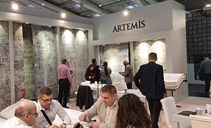 Artemis Halı Domotex Hannover 2019'da Yoğun İlgi Gördü