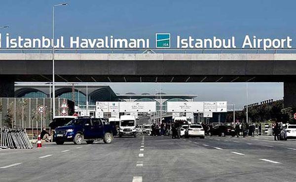 İstanbul Havalimanı'nda otopark şubat ayı sonuna kadar ücretsiz!