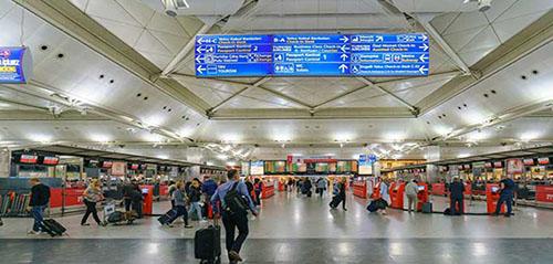 İstanbul havalimanları 2018'de 100 milyondan fazla yolcu ağırladı