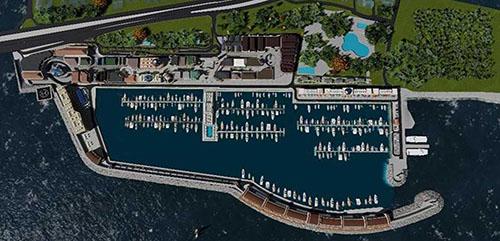 Büyükçekmece 'Kıyı İstanbul' yat limanı projesi durduruldu
