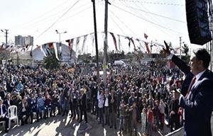 Antalya Zeytinköy mahallesinde tapu sevinci!