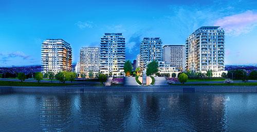 Büyükyalı İstanbul, Almanya'yı iyi yaşamla tanıştırıyor