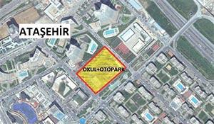 İBB Ataşehir'e 615 araçlık otopark yapacak