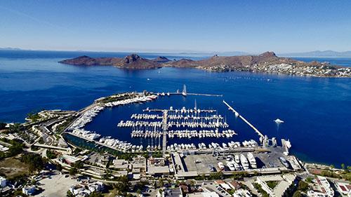 Süper yatların tercihi Yalıkavak Marina Boat Show Tuzla'da!