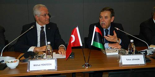 Türk müteahhitlerin efsane pazarı Libya geri dönüyor