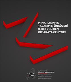 Mimarlık ve tasarımın geleceği 5-6 Nisan'da Mimari ve Tasarım Zirvesinde konuşulacak