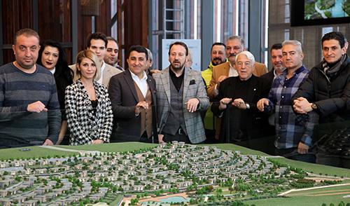 Galatasaraylı İş adamları 'Rivalı' oldu