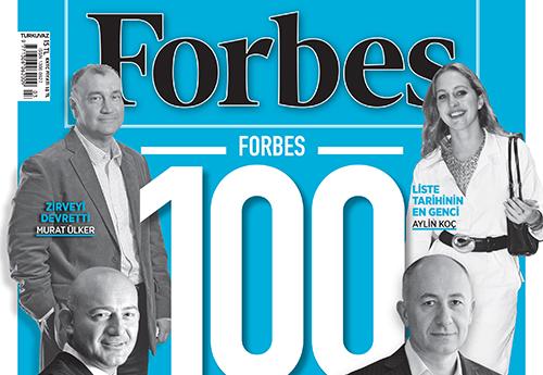 """En Zengin 100 Türk'ün sıralandığı """"FORBES 100"""" açıklandı"""