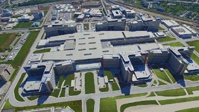 Ankara Şehir Hastanesi bugün açılıyor
