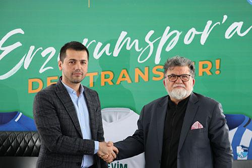 Eminevim-Erzurumspor arasında büyük işbirliği