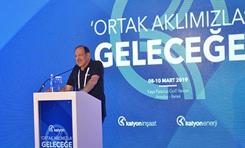 Kalyon Holding, 45. Yılını Kutluyor