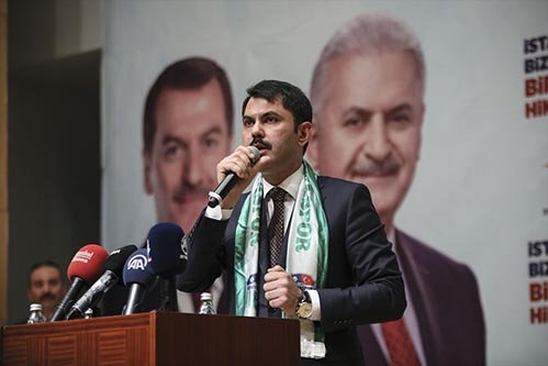 TOKİ'nin 50 bin konut kampanyasına 160 bin başvuru