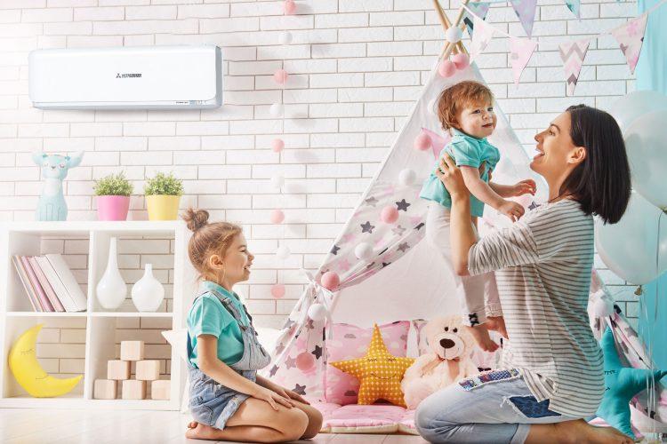 Bebekler için doğru klima kullanımı