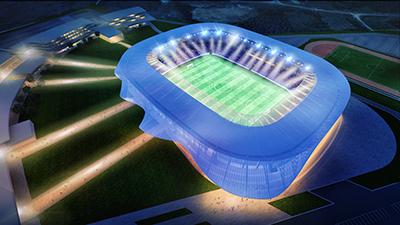 Kosova'nın yeni ulusal stadyumuna Tabanlıoğlu Mimarlık imza attı…