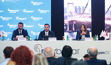 Kalyon Holding 'Nevbahar' projesini tanıttı
