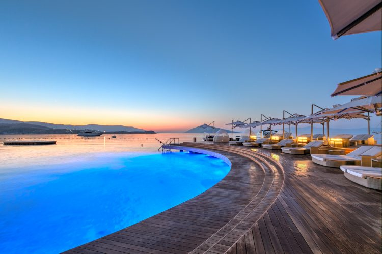 Caresse a Luxury Collection Resort & SPA, Bodrum, Avrupa'nın En iyi 20 Resort Oteli arasında!