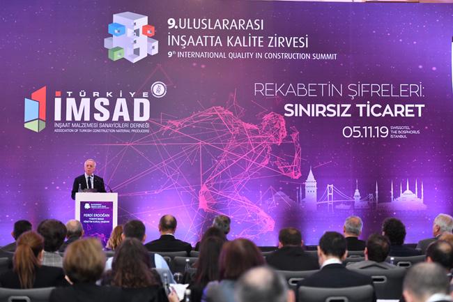 """Ferdi Erdoğan: """"Dış ticarette bizi sınırlayan kendi engellerimizi ortadan kaldırmalıyız"""""""