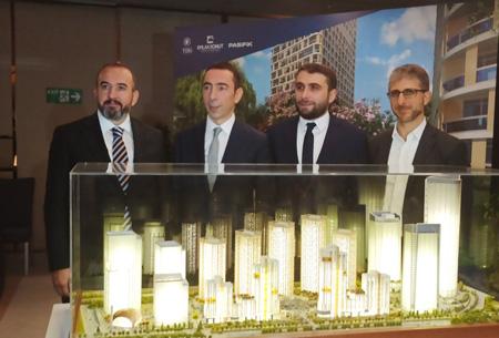 Merkez Ankara projesi Başkent'te yeni buluşma noktası olacak