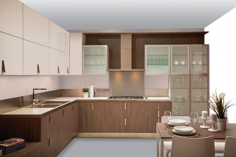 Mutfaklarda minimal esintiler