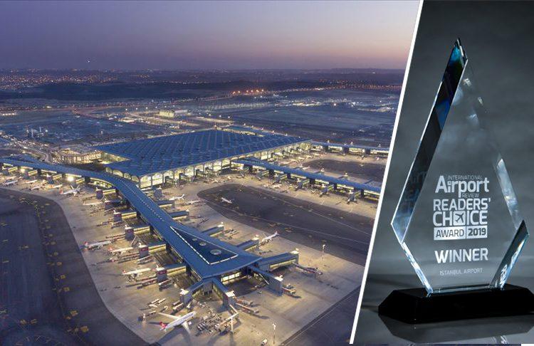 İstanbul Havalimanı 'Yılın Havalimanı' ödülünü aldı