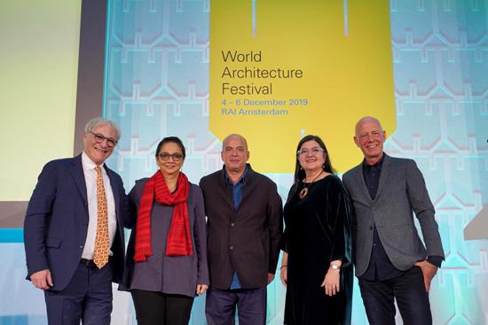 Tabanlıoğlu Mimarlık Tersane İstanbul Projesi ile WAF 2019'da ödül aldı
