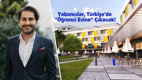 """Türkiye'de Alternatif Gayrimenkul Sektörünü """"Öğrenciler"""" Canlandıracak!"""