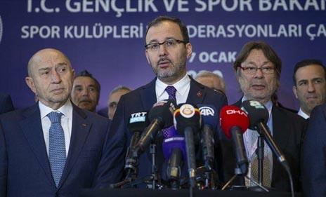Futbolda Süper lig için koronavirüs sonrası yeni formül açıklandı