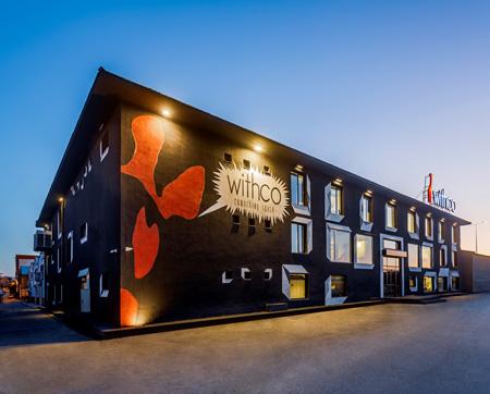 XL Mimarlık+Mühendislik Withco Paylaşımlı Ofis ve Ortak Çalışma Alanı'nı Tasarladı
