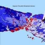 İstanbul'da deprem alarmı veren ilçeler!