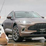 Aston Martin'in ilk 'Suv'u 'DBX' Türkiye'deki sahiplerine kavuştu