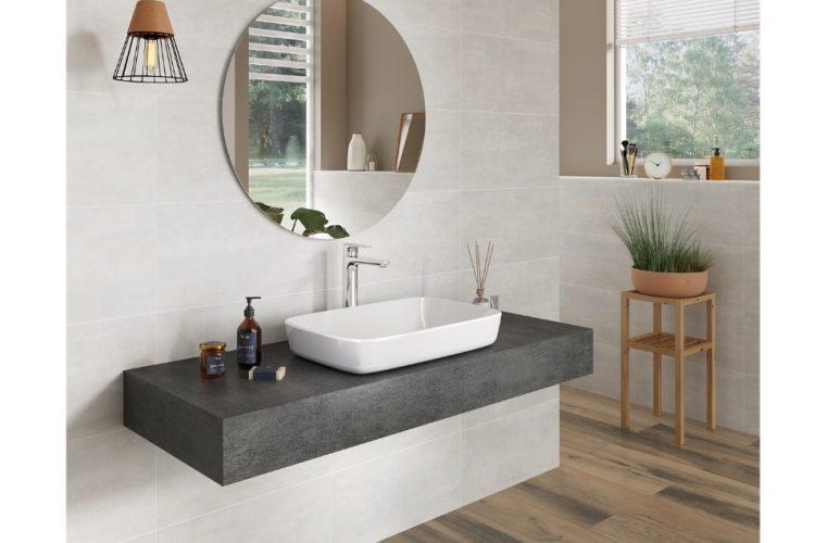 Pastel tonlarının sıcaklığını banyolara taşıyan, yalın ve minimalist tasarım: Dove 2.0