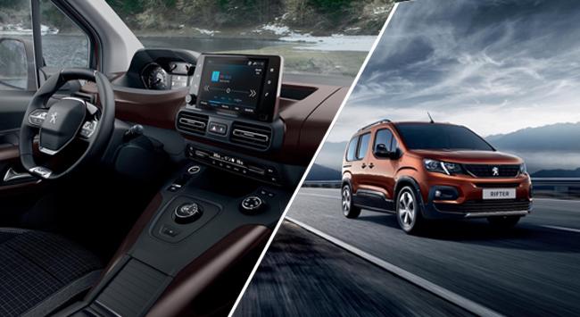 Hem donanımlı hem ekonomik Peugeot Rifter'da 190 bin TL'den başlayan fiyat avantajı
