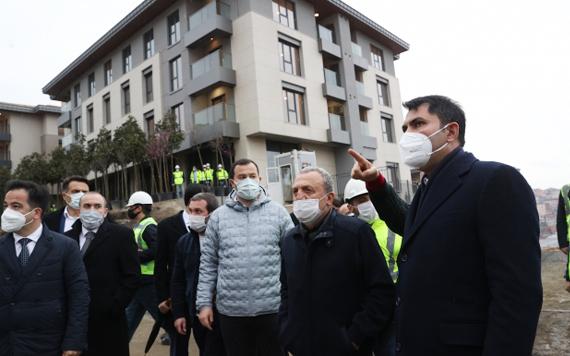 İstanbul'un en büyük kentsel dönüşüm projesine start verildi