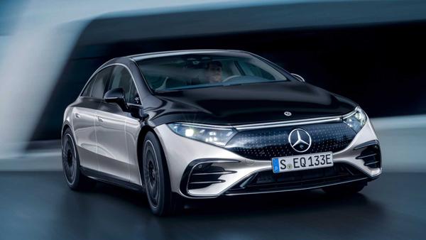 Mercedes'ten elektrikli lüks sedan EQS